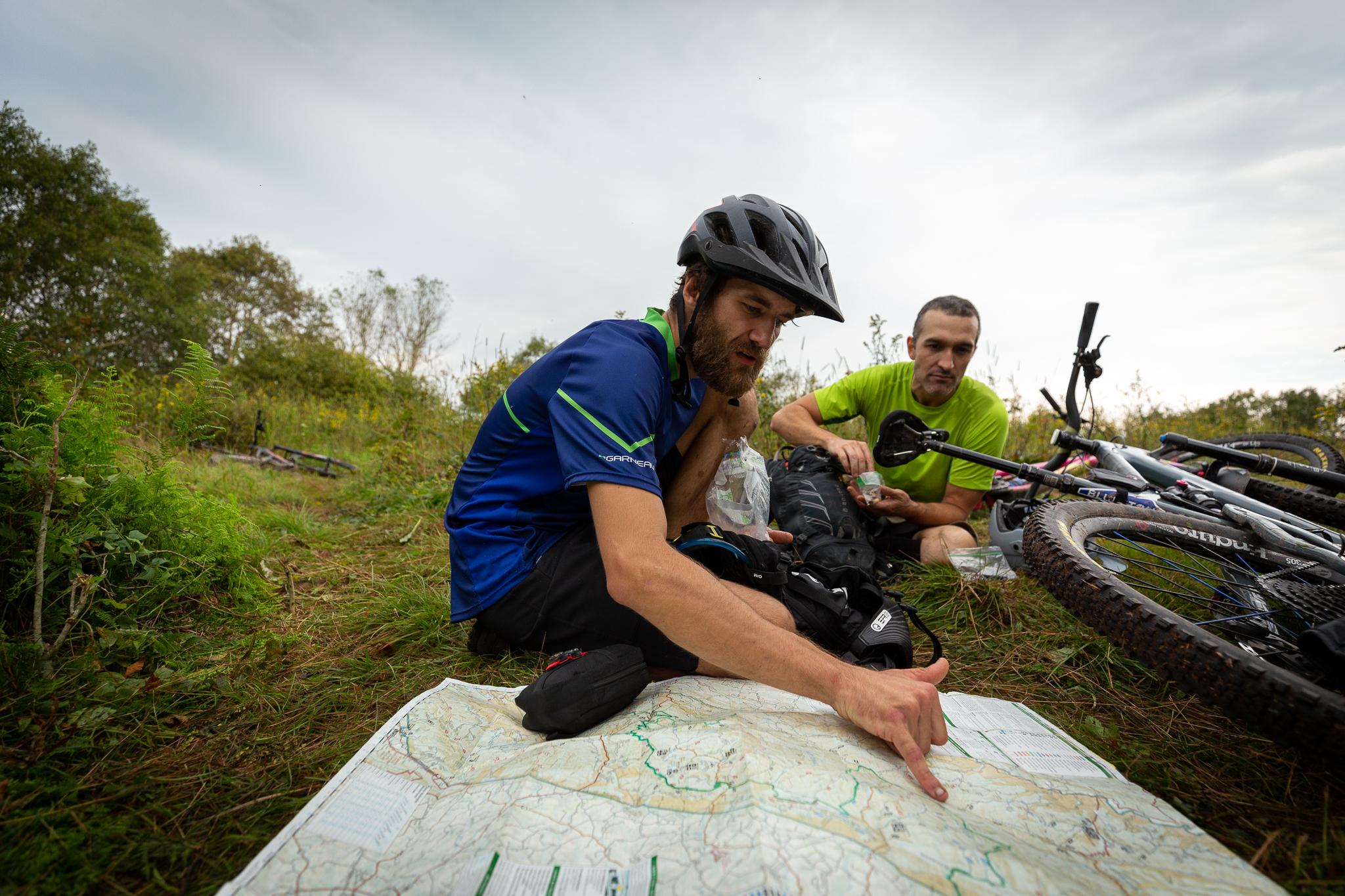 Mountain Bike Tour from Bluestone Bike & Run