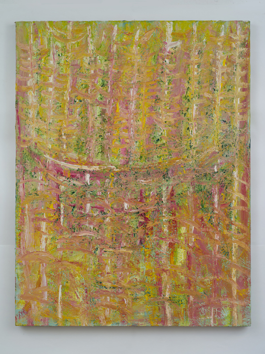 """Fox Island #2  , Charles Miller. 2011.  48"""" x 37"""",oil on linen."""