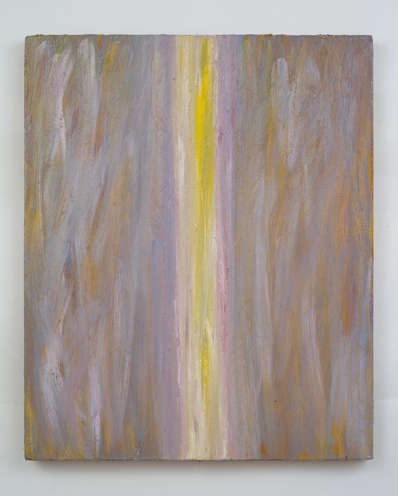 "Untitled,   Charles Miller. 2010.  32"" x 26"",oil on linen."