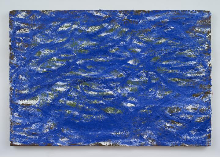 "Untitled,   Charles Miller, 2013.  37"" x 25"",oil on linen."