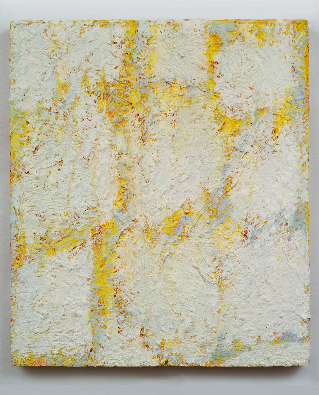 "Untitled,   Charles Miller, 2010.  24"" x 22"",oil on linen."