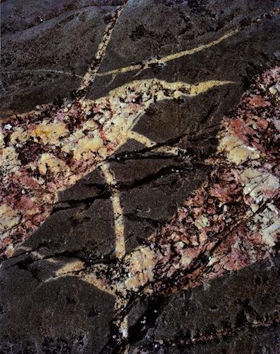 Pink Granite, Crows, Battle Harbour, Labrador, 1999.jpg