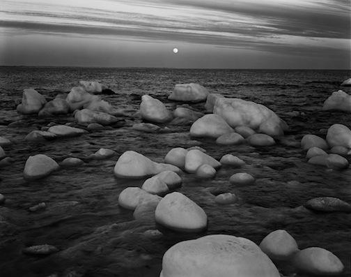Winter Moonrise, Goosebery Neck, 1980.jpg
