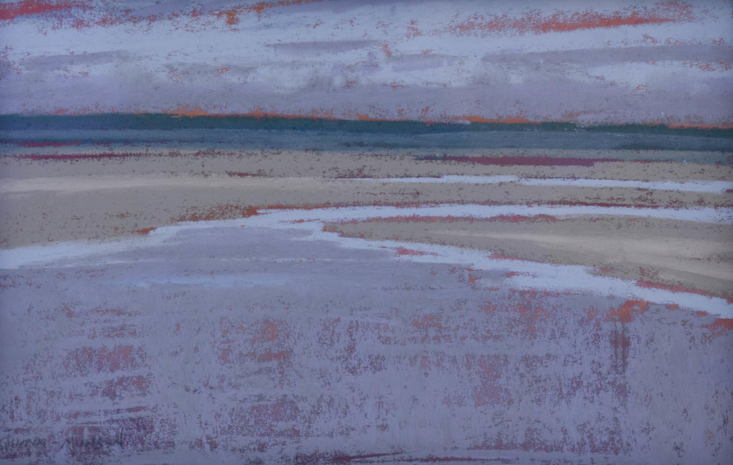 Autumn Beach  , Deborah Quinn-Munson.