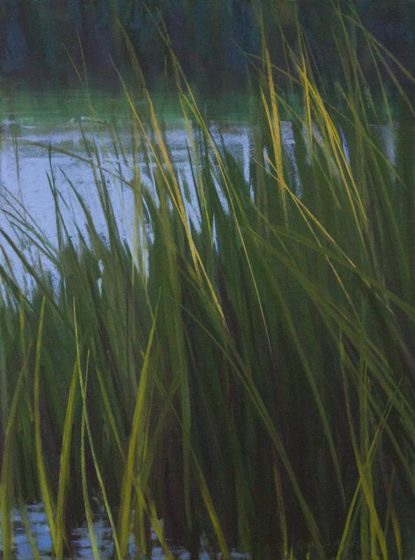 4. The Very Edge of The Marsh_pastel_24x18.jpg