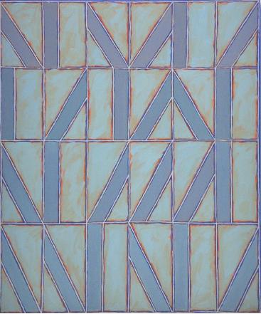 "Brook  , John Havens Thornton, 2006.  28"" x 22"", oil on canvas  Sold"