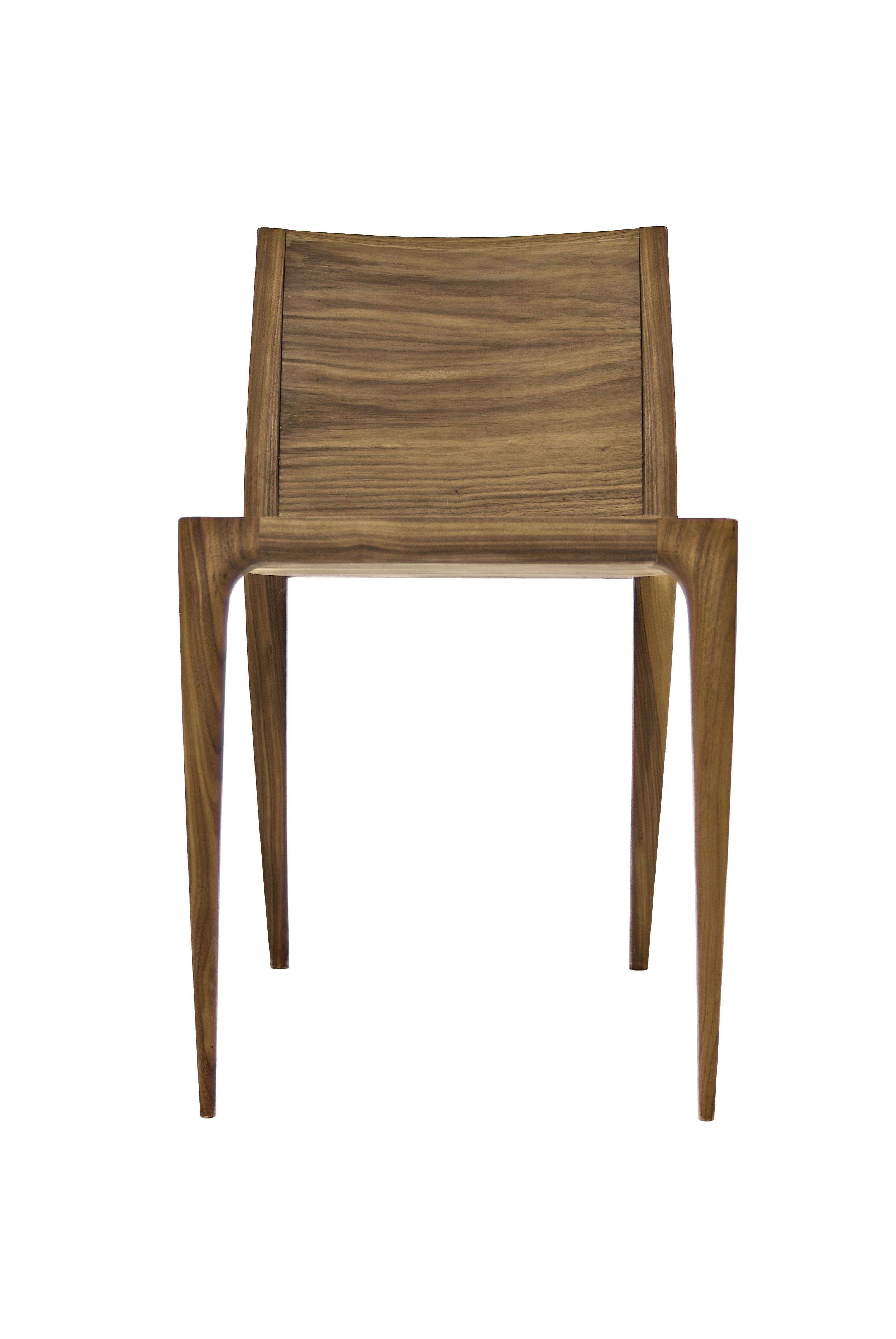 """Barrington Chair,   DUNN  Walnut, Cherry, or Ash, 29""""x17""""x17"""""""