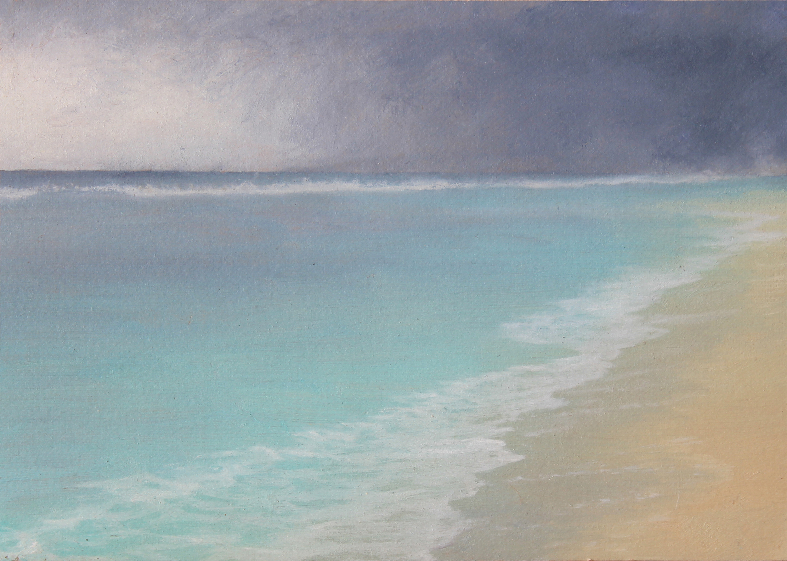 """Storm Approaching Hulhumale 