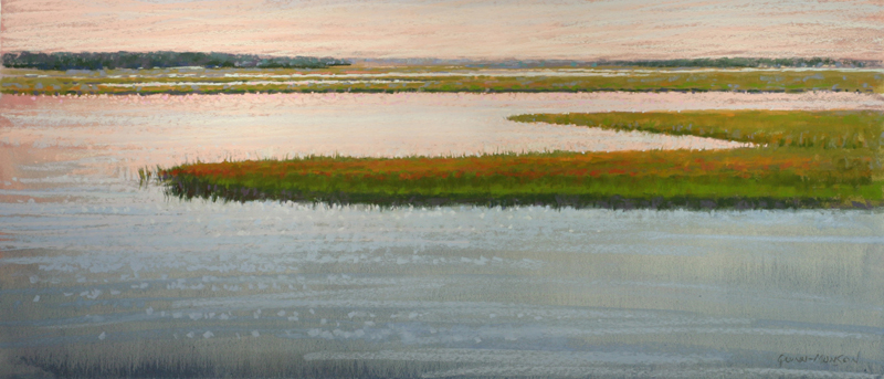 Painting of marsh at sunset.jpg