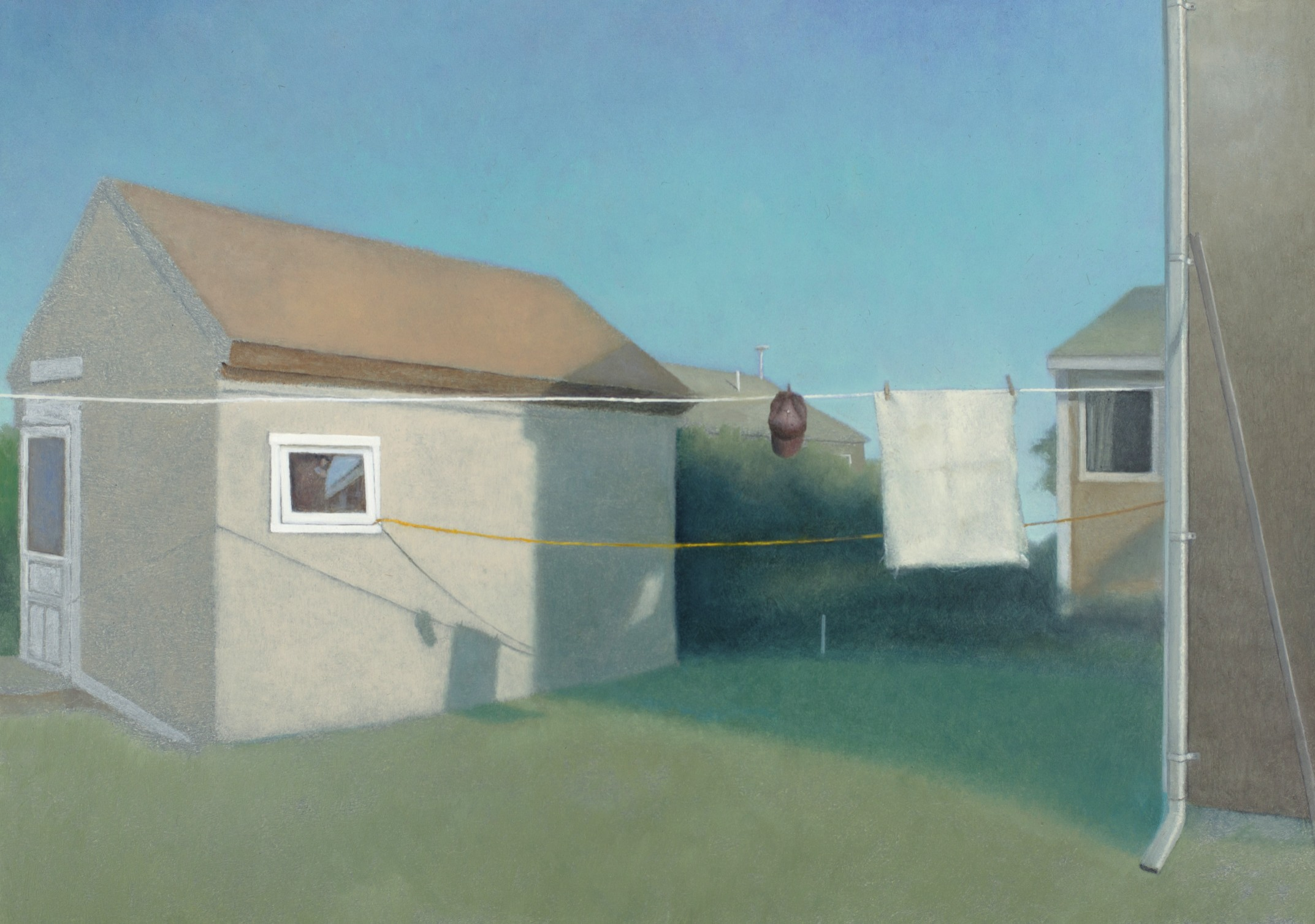 Joes Shack  oil on panel  12 x 17 inches  $3,000