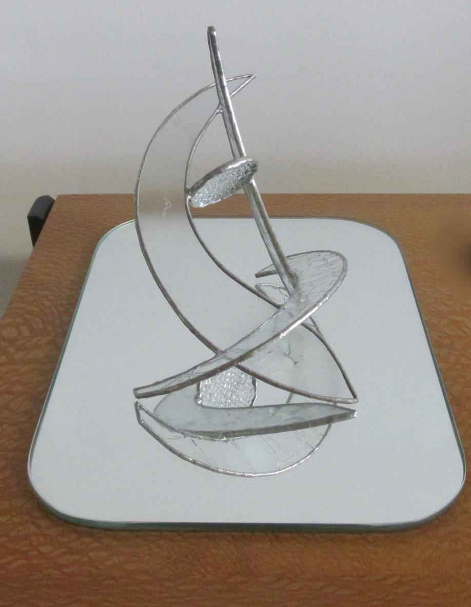 Galaxy Sculpture