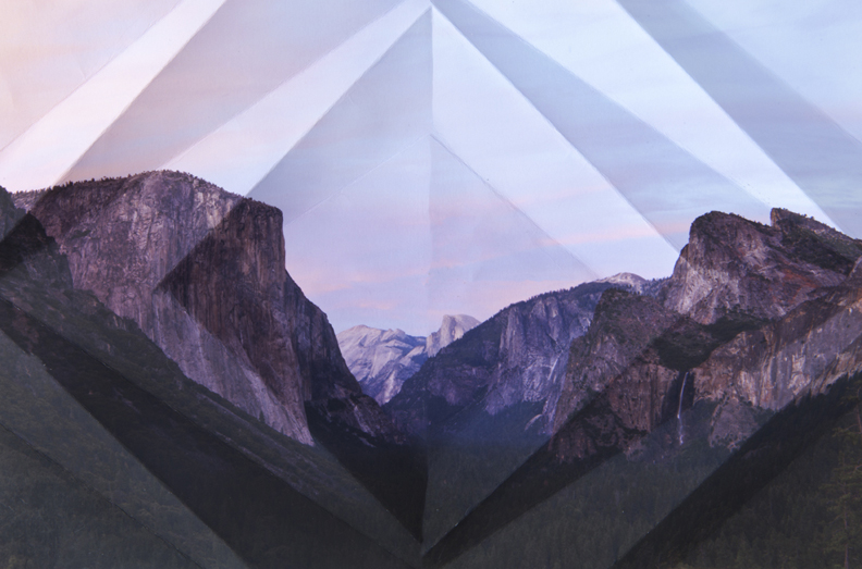 Mountains + Valleys (Yosemite National Park #1)