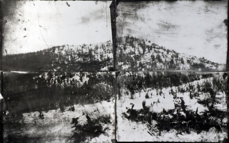 What the Dune Shack Sees, 1998, original paper positives, hand-coated silver gelatin on rag paper, C-Scape Dune Shack camera obscura, 30%22 x 44%22.jpg