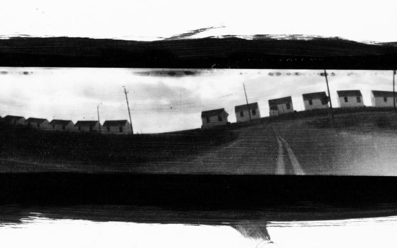 The Road In (detail), 1996, hand-coated emulsion on rag paper, cookie tin pinhole camera, 8.5%22 x 23.jpg