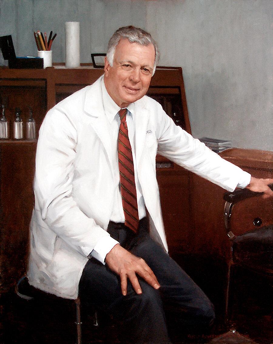 RAnderson_Portrait of Richard M Robb, MD_ Children's Hospital 2002.jpg