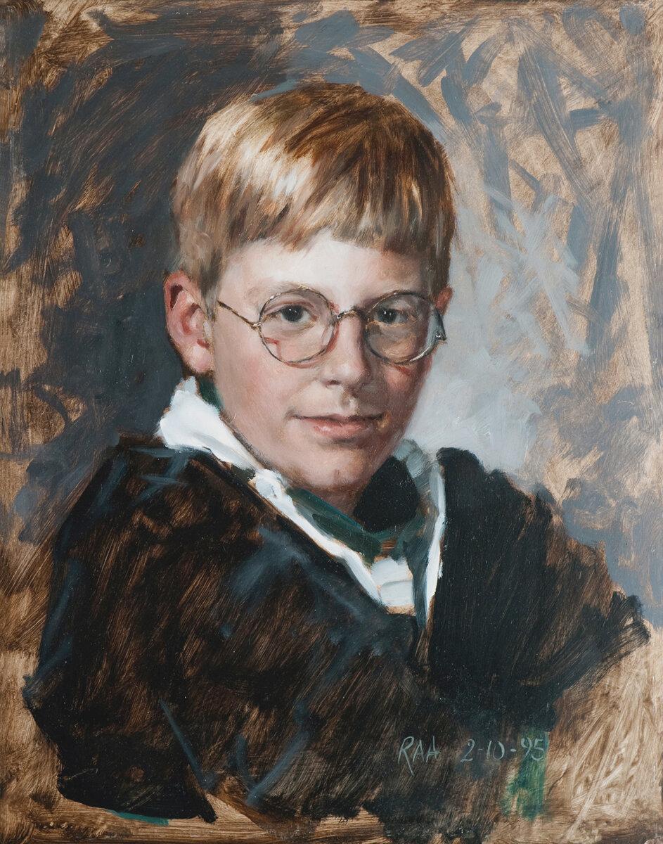 RAnderson_Portrait of the artist's nephew 1995.jpg