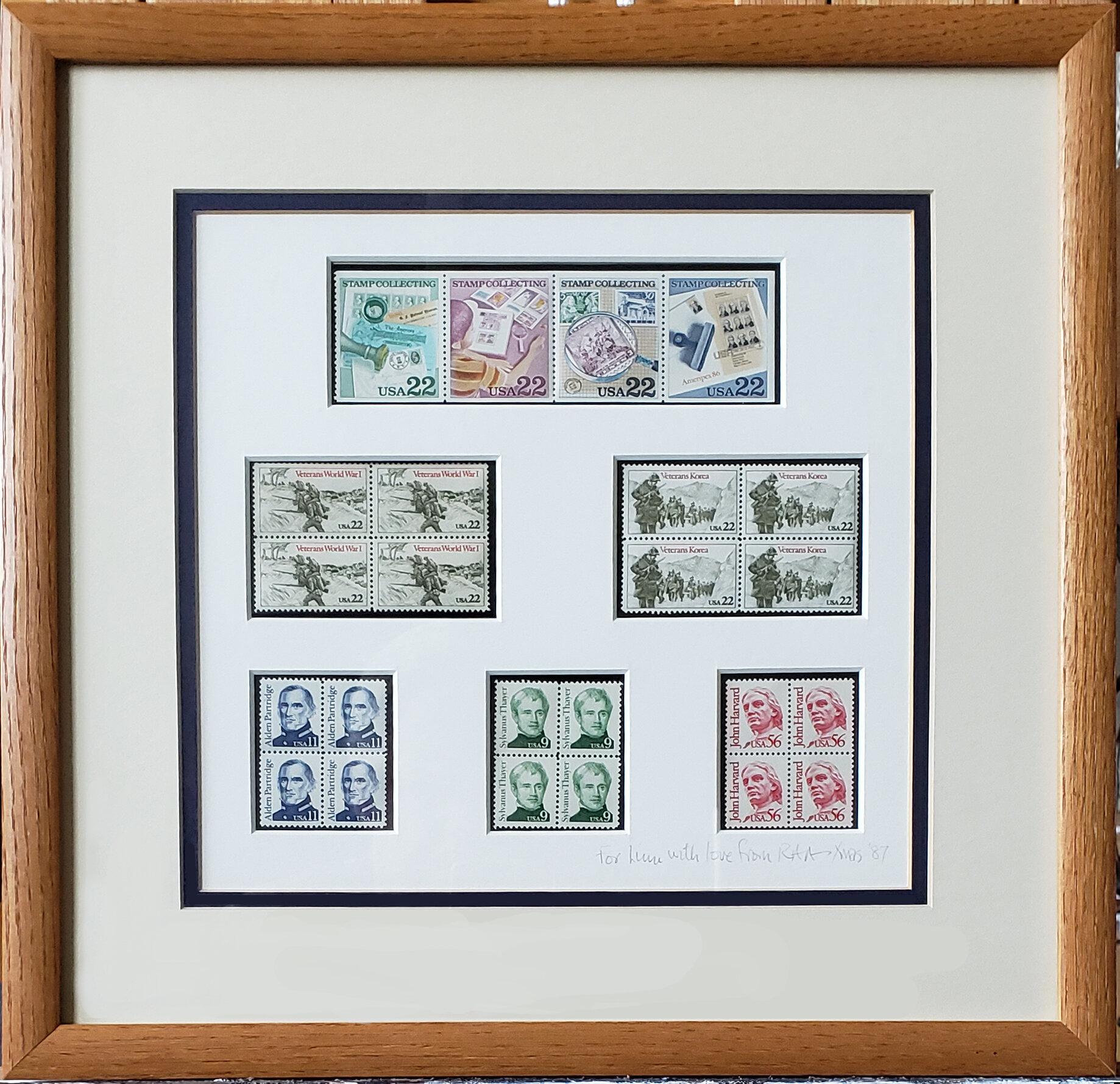 RAnderson_ USpostal Service Stamps from RAA Drawings 1980s.jpg