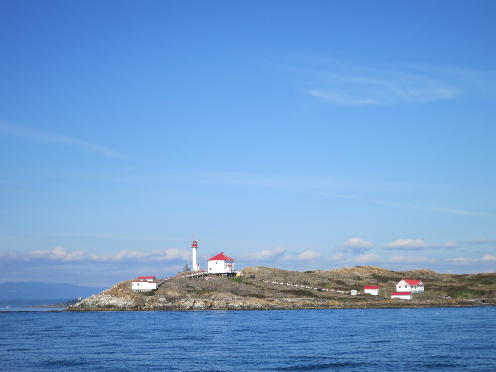 A light house leading the way into Victoria