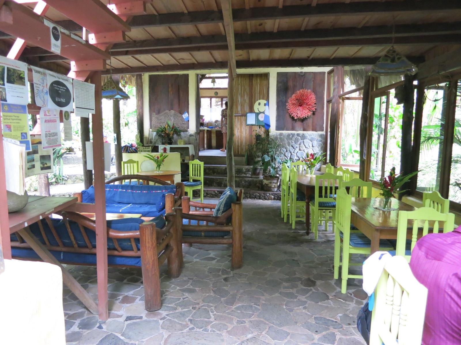 My favorite restaurant - La Paz