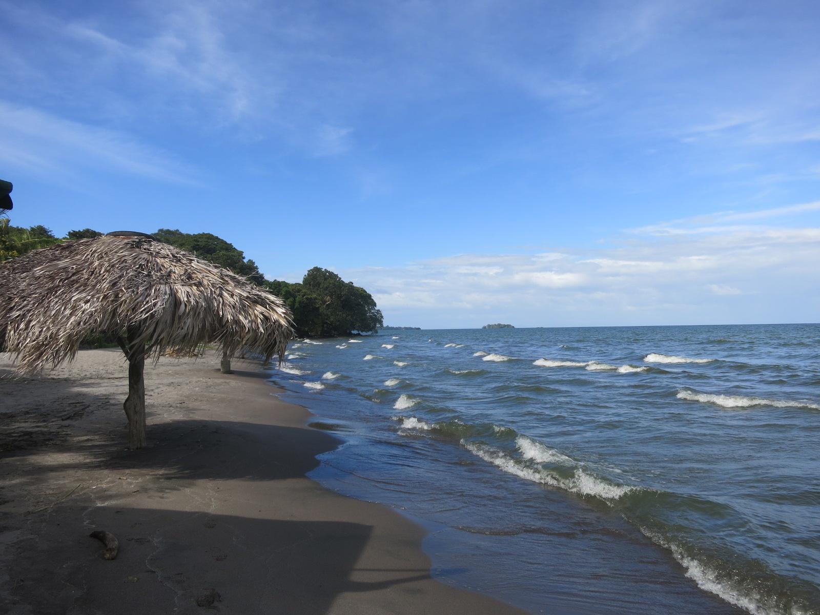 The Santo Domingo beach