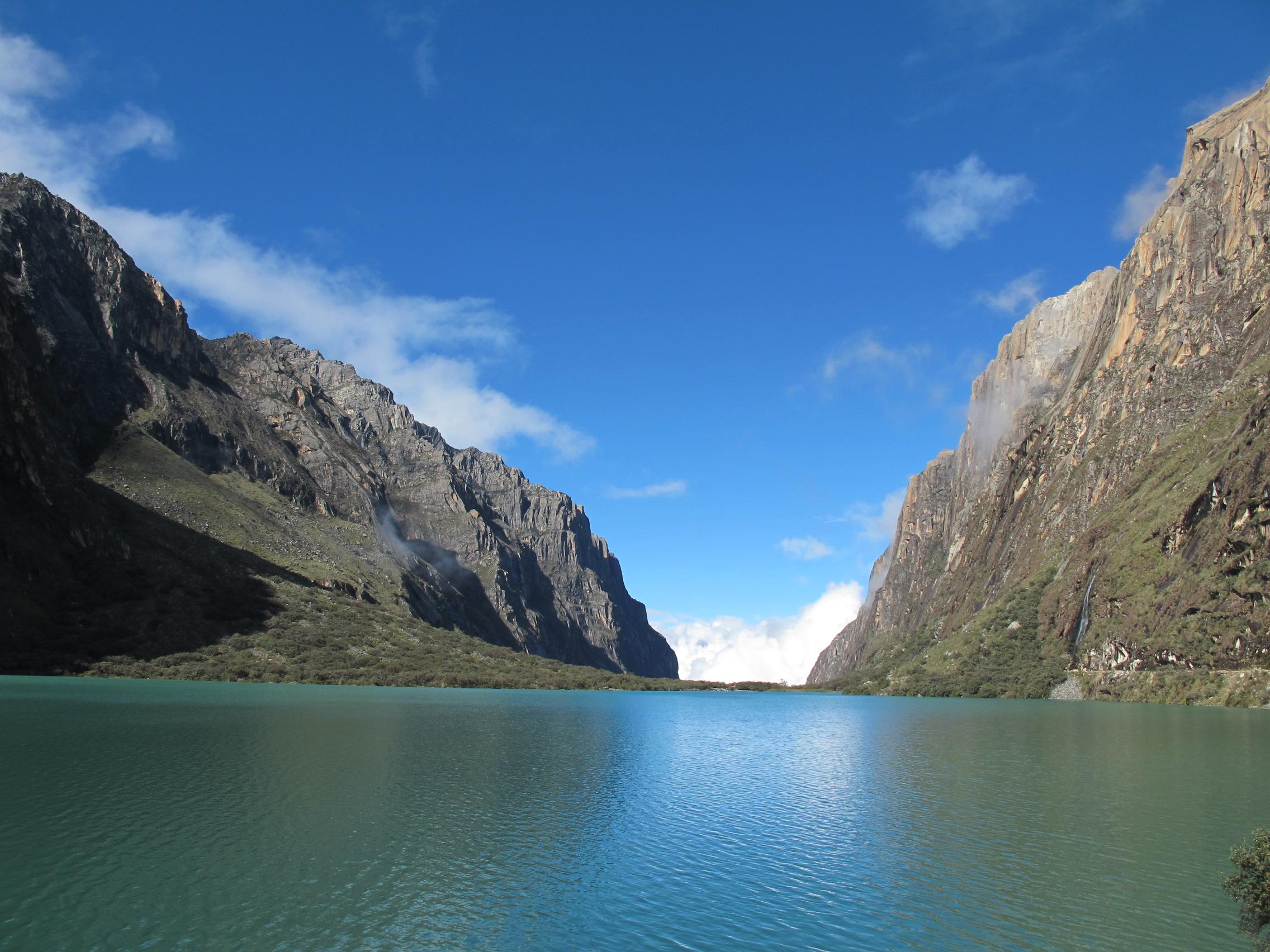 Laguna Llangunco