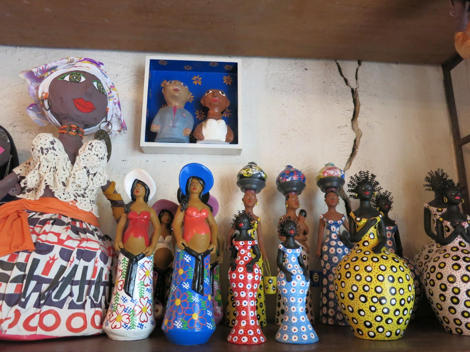 The ladies of Brazil