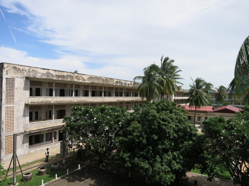 The converted school