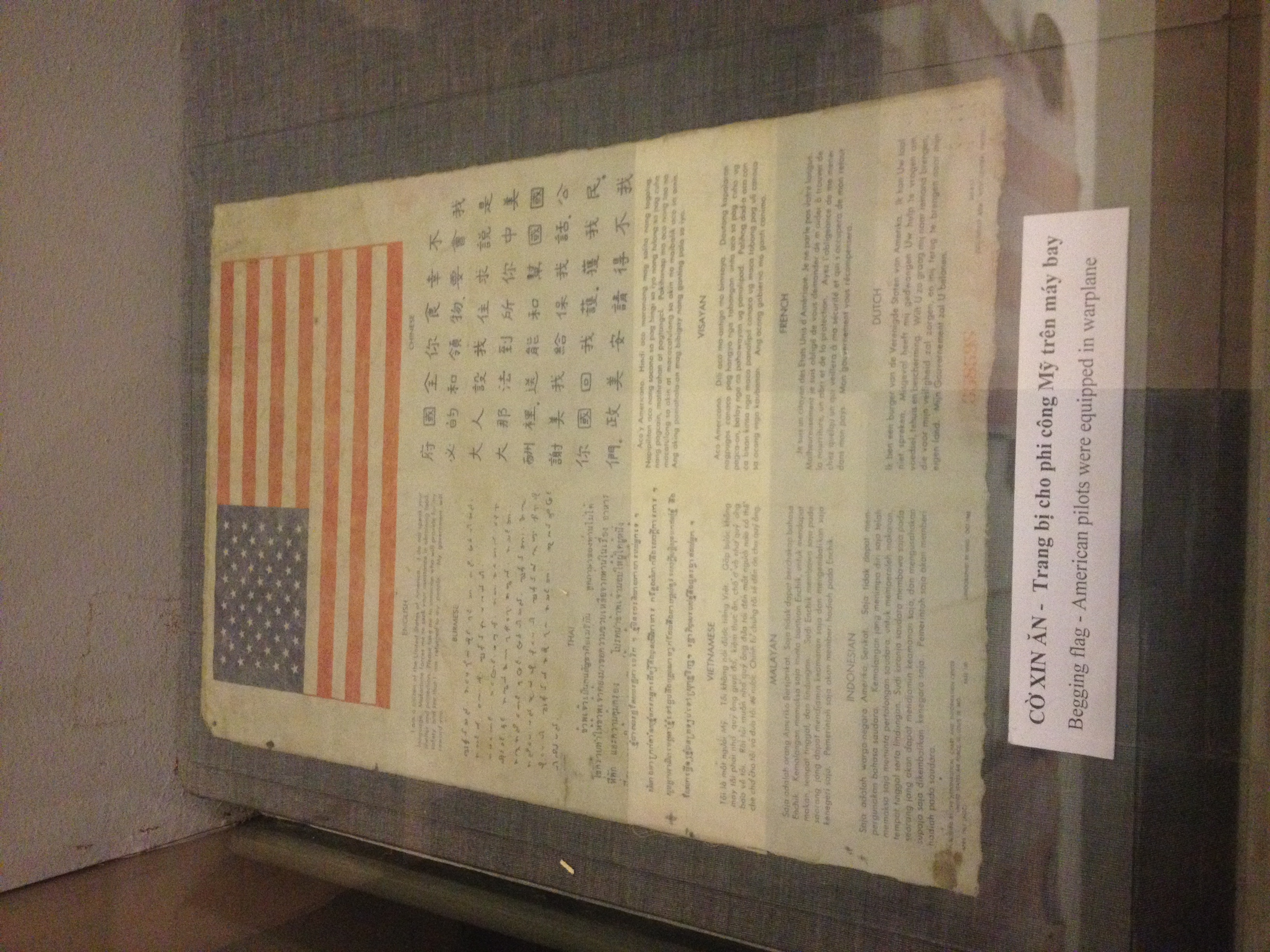 Propoganda from the Hanoi Hilton