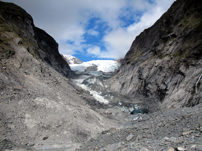 The FJ Glacier