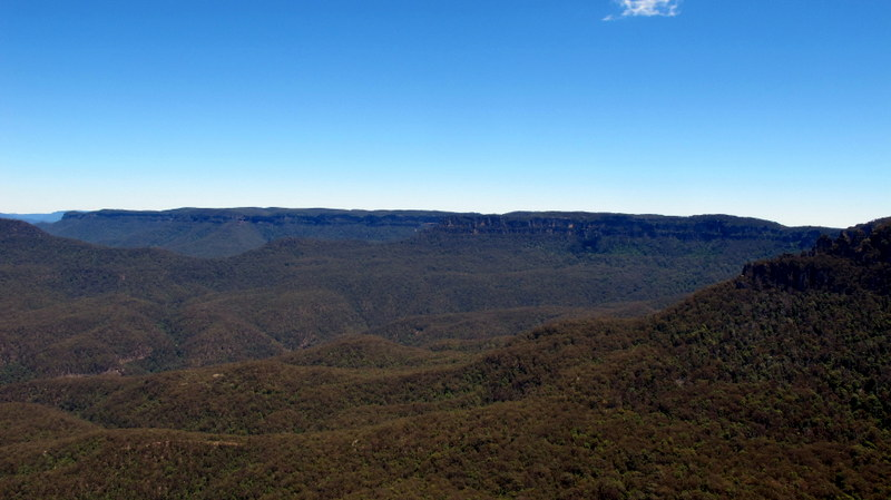 The view from Sublime Point