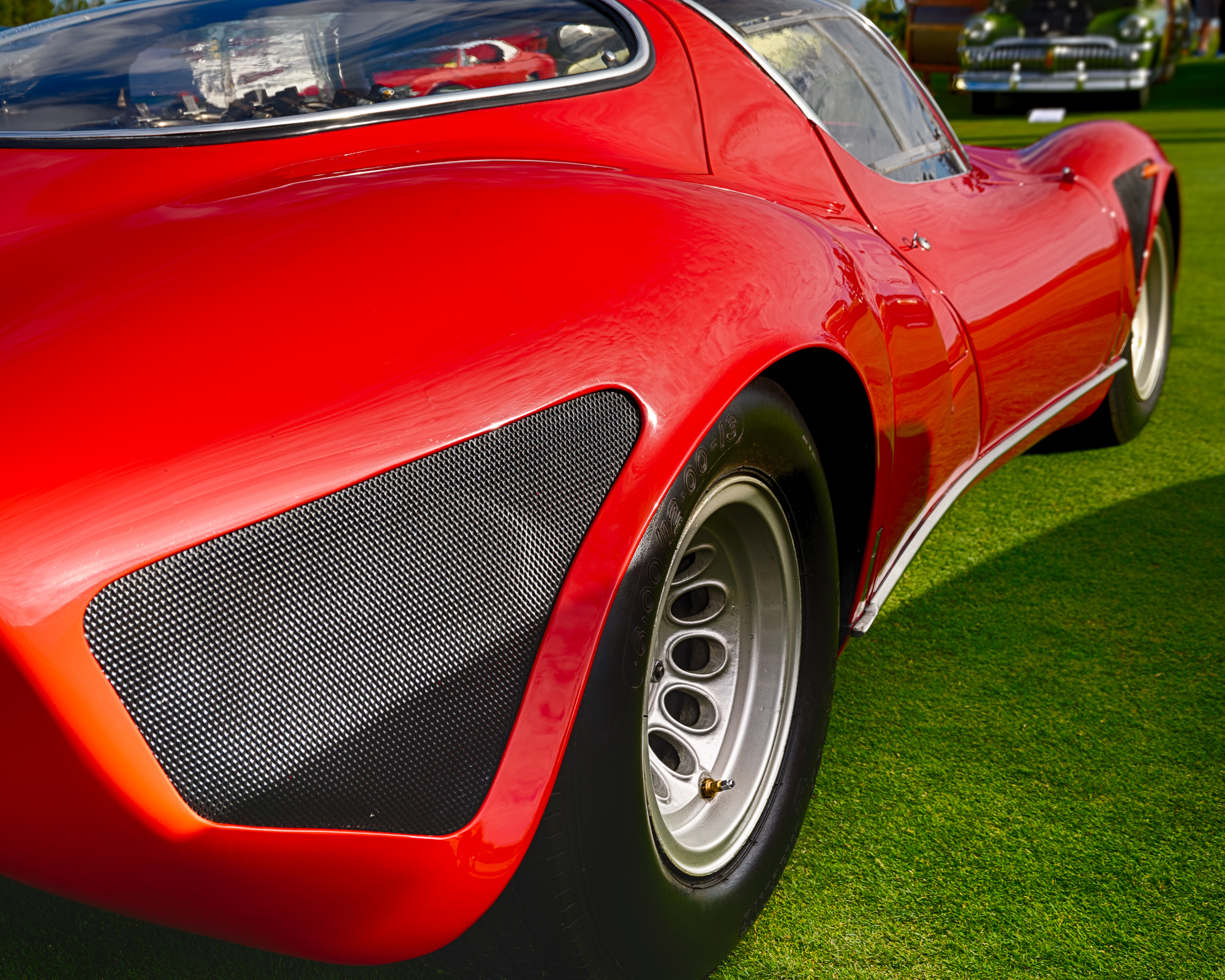 Some of the finest curves in automotive design history.