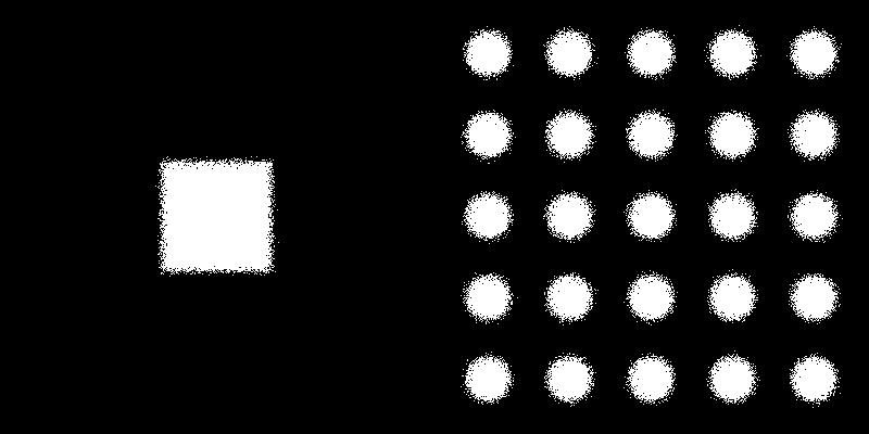 No Particle Overlap