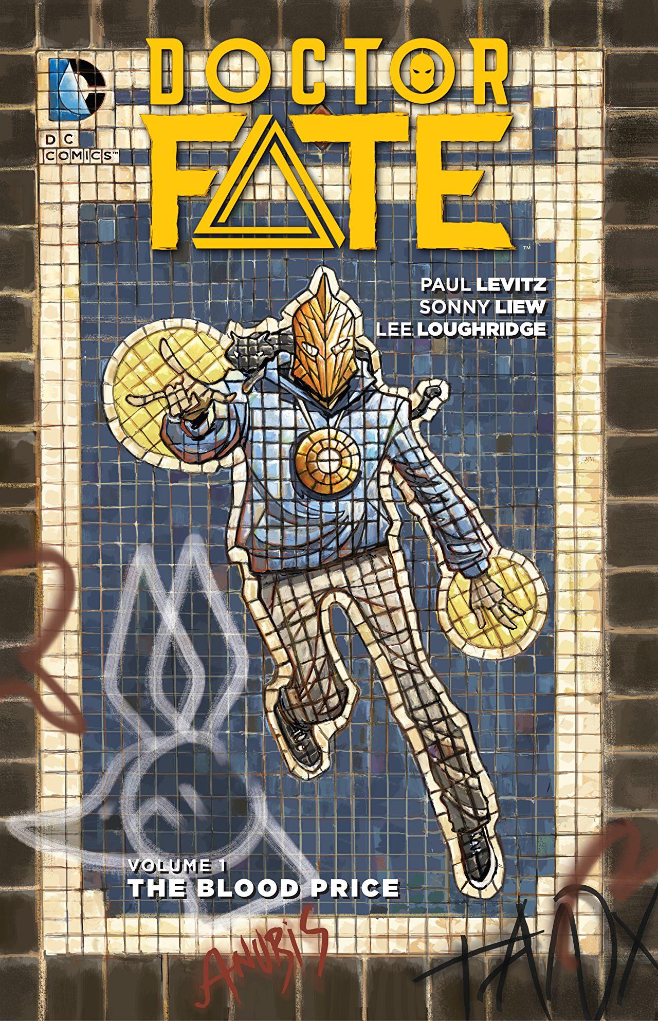 Story:  Paul Levitz  Art : Sonny Liew  Color:  Lee Loughridge  Letters:  Nick Napolitano, Steve Wands  Cover:  Sonny Liew  Logo:  Dylan Todd