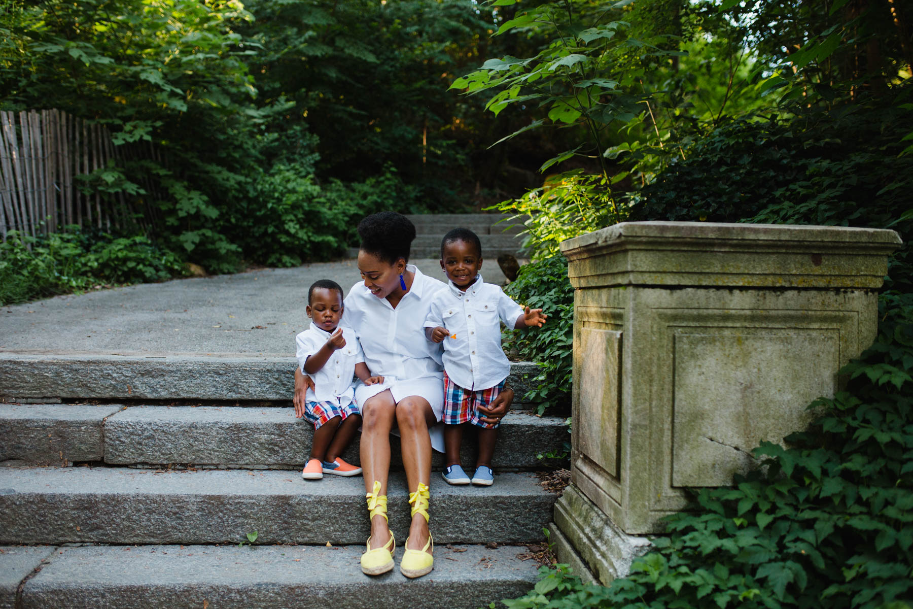 Prospect Park Mom and Me Session