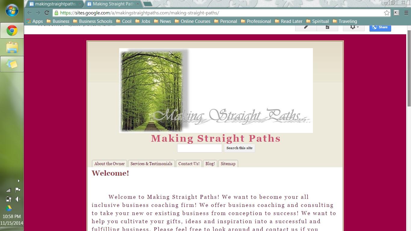 Old Website 1 - Home Page.jpg