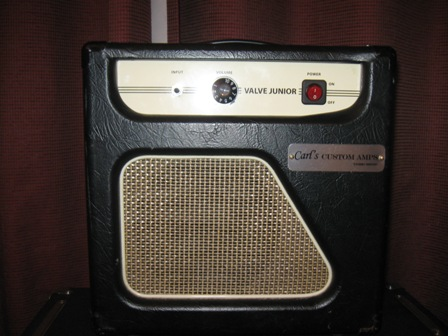Epiphone Valve Junior Cab/Chassis with Supro Style Harnd wired Circuit