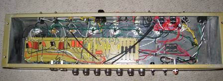 I installed a no loss FX Loop and corrected a few mistakes in this custom made Marshall Plexi Style amp. The owner now loves it!