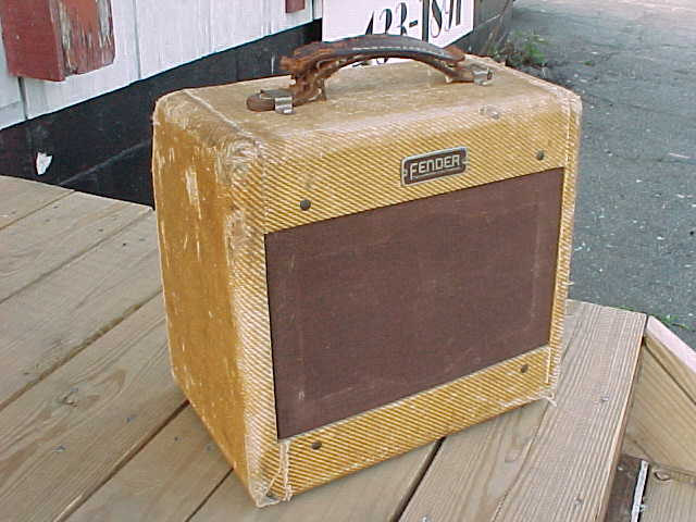 The Fender Champ through the Years — Carl's Custom Amps