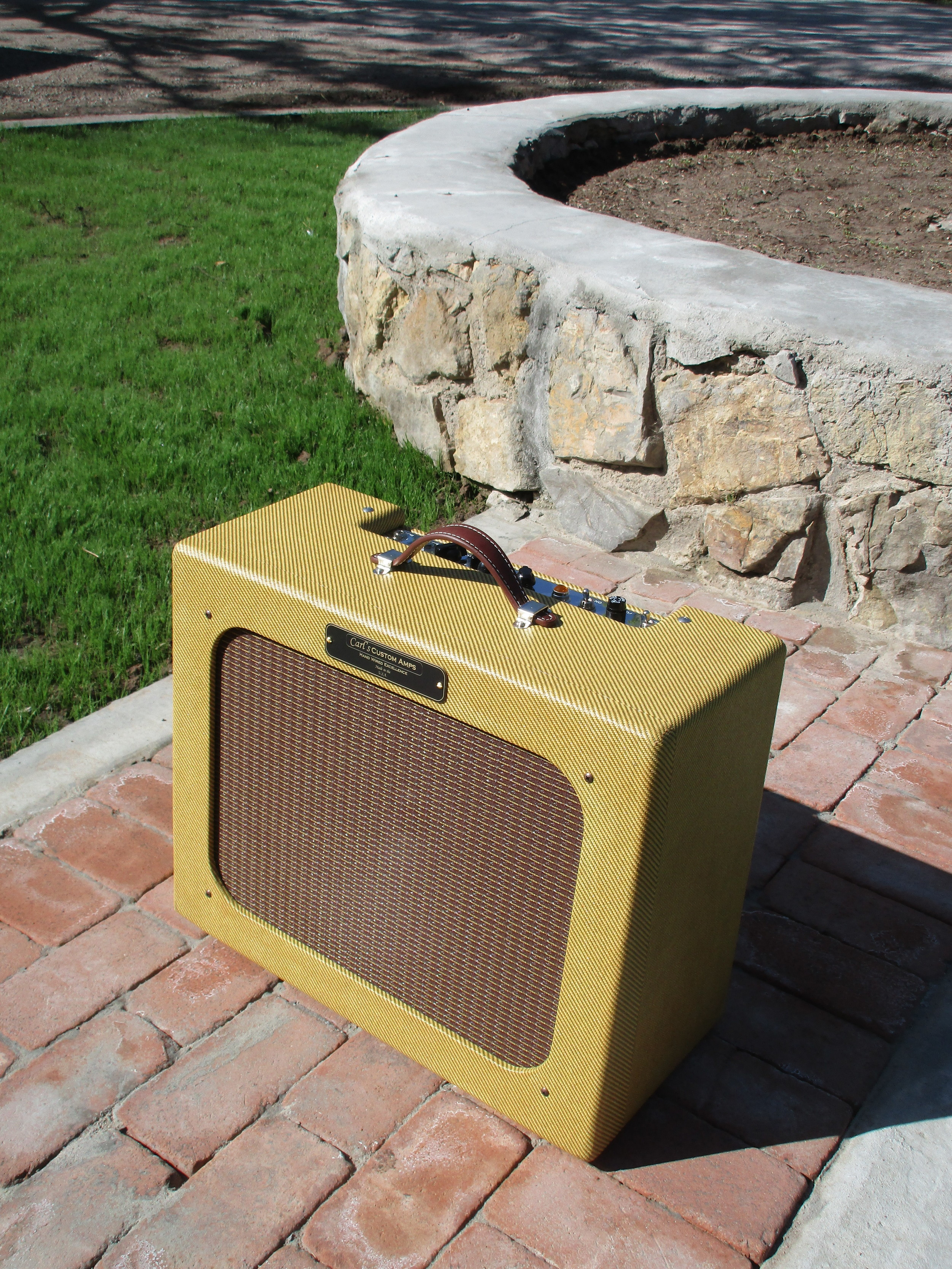 Octal Deluxe 1X12 Combo Amp