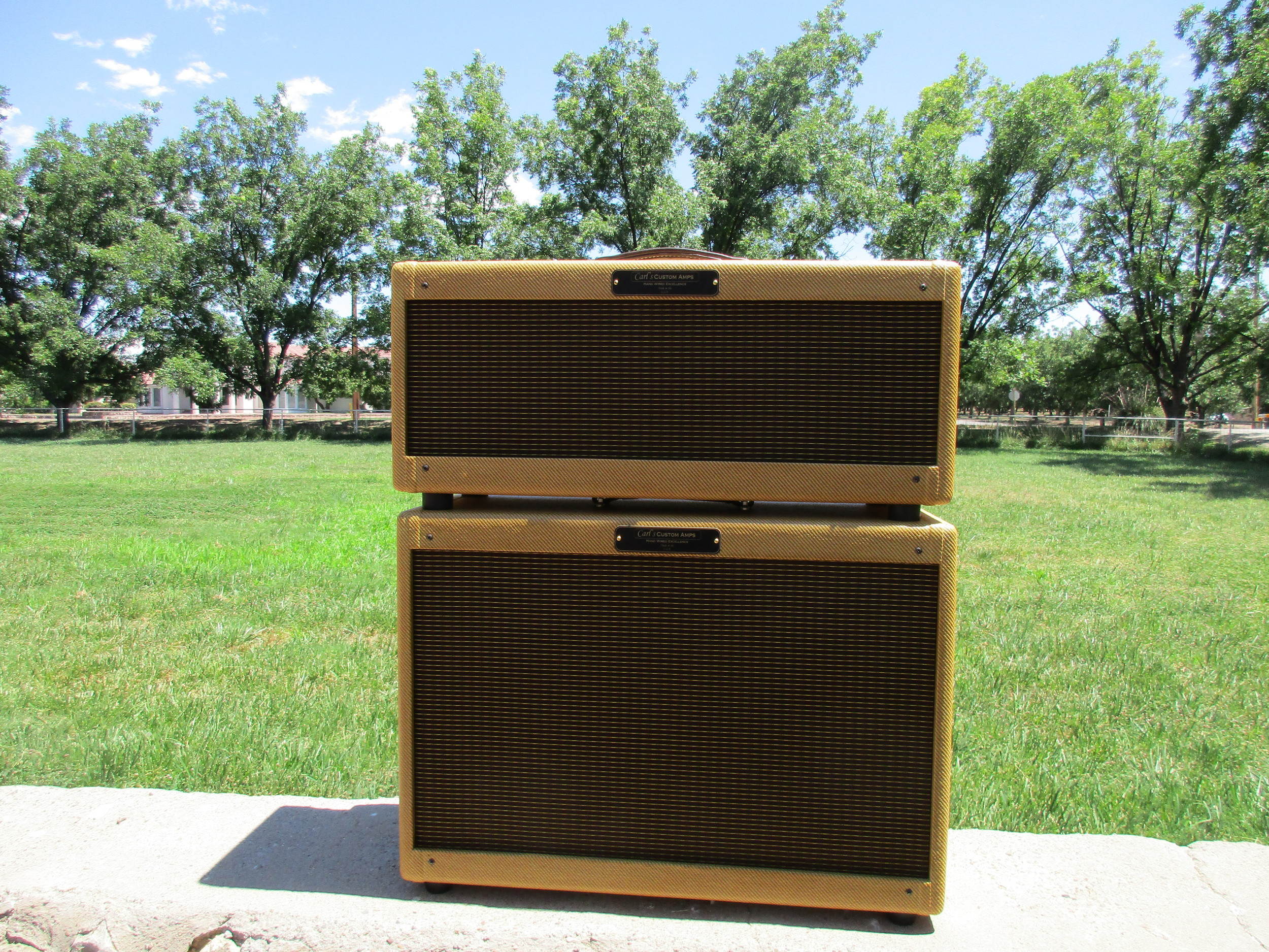 Head and 2x12 Cab!!