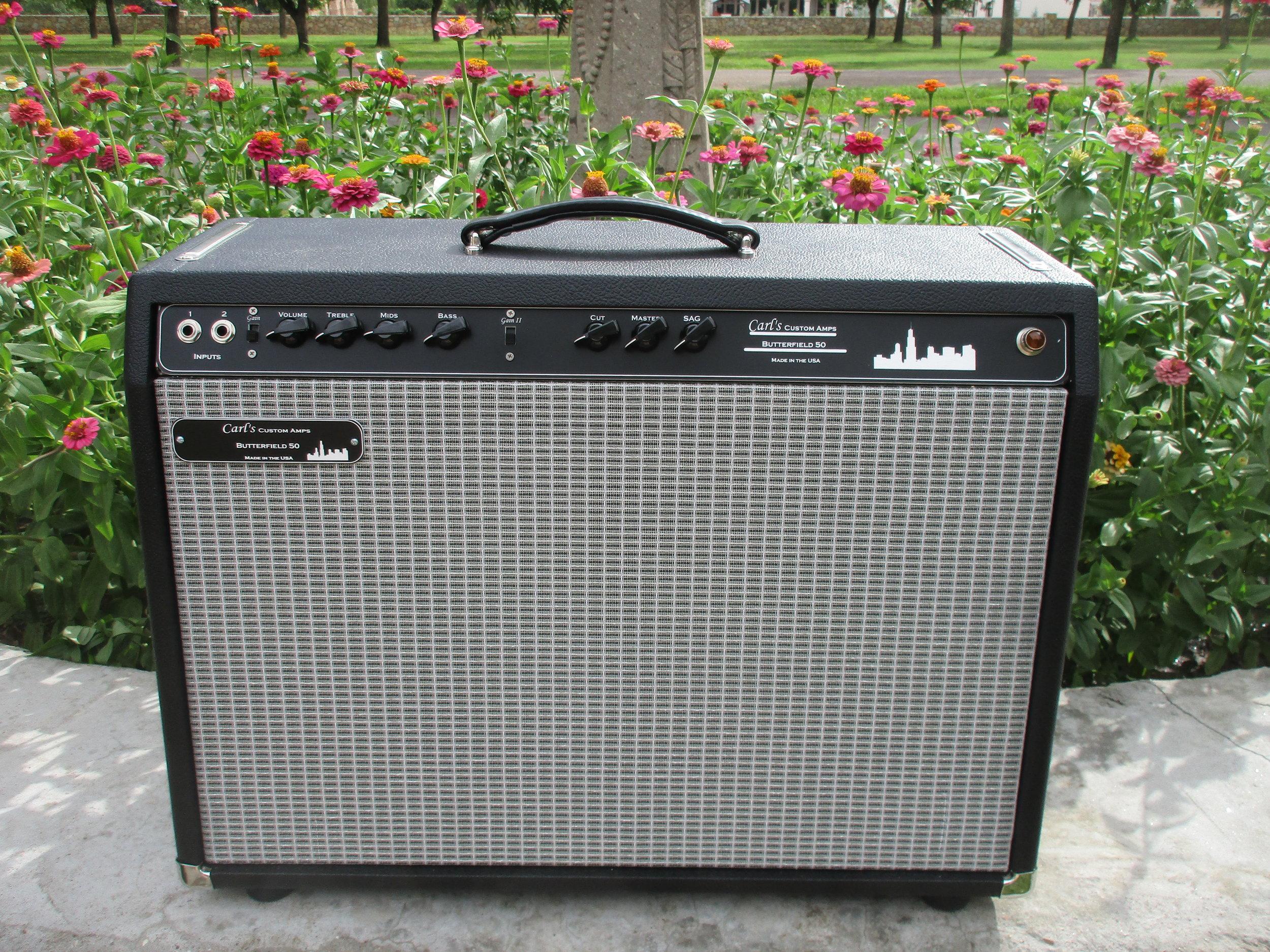 Gallery — Carl's Custom Amps