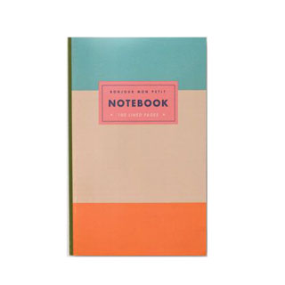 Mon Petit Notebook in Beach,  Luvocracy
