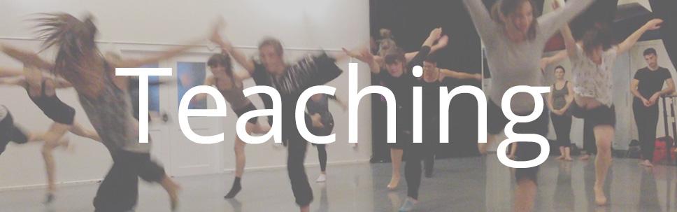 Photo: Megan Bascom & Dancers by Lydia Bittner-Baird