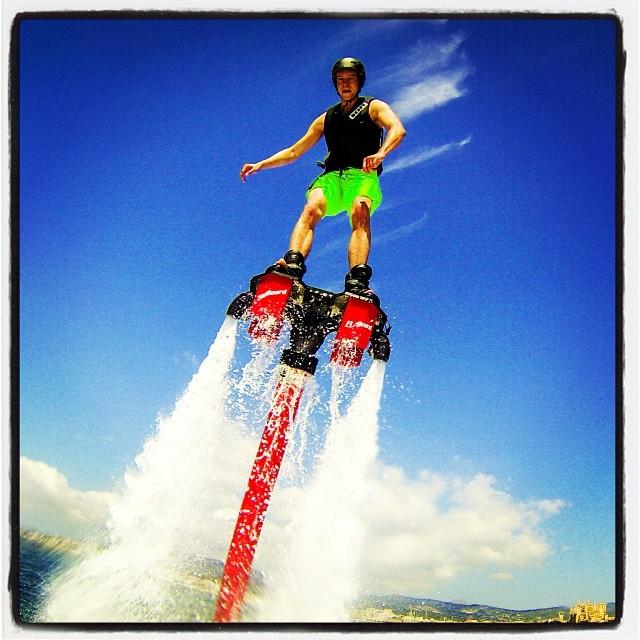#flyboard #mallorca #2014