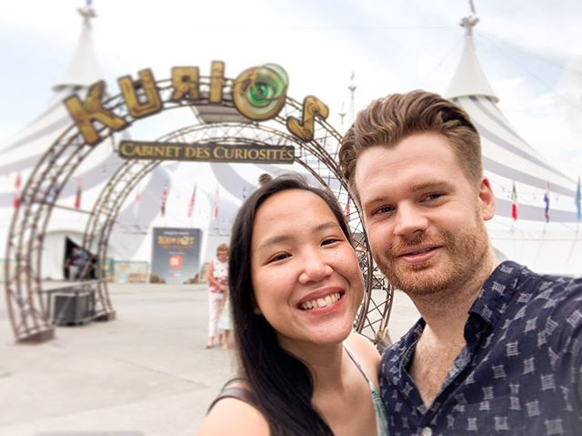 8 years married to this babe (and 13 years together!). I couldn't have wished for a better partner to do life with. And what a crazy, incredible adventure it's been so far. You are my favourite, @stephen_tee and I love you, forever and always.