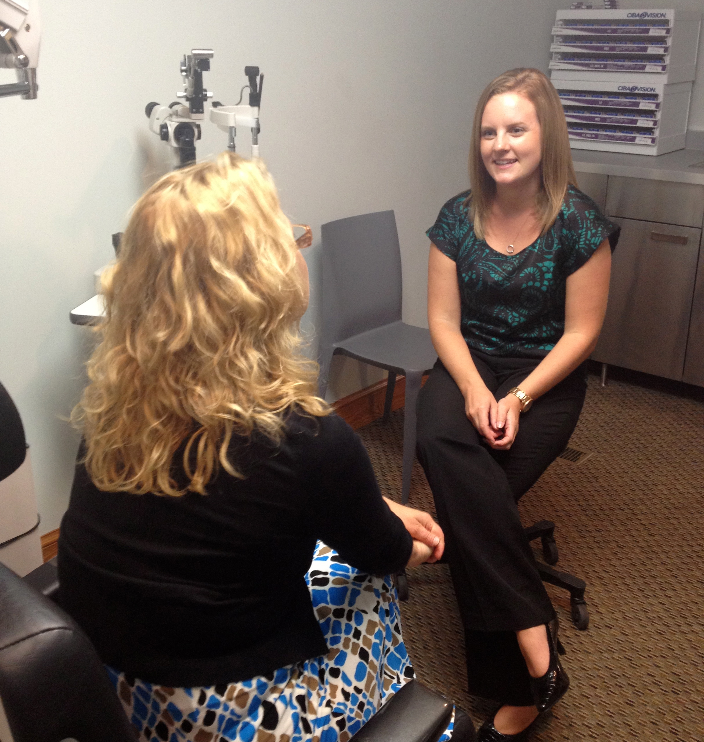 Dr. Jill Leisner crt lenses