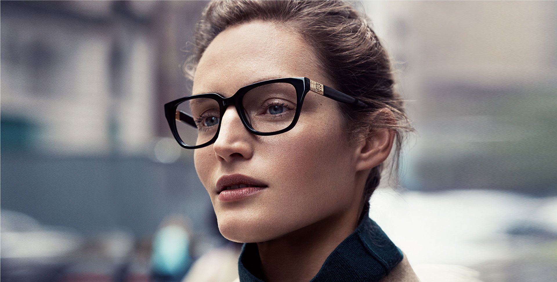 from Anne Klein in our optical. Flattering and always in demand with our petite patients.