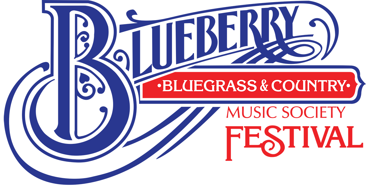 Blueberry Bluegrass Logo