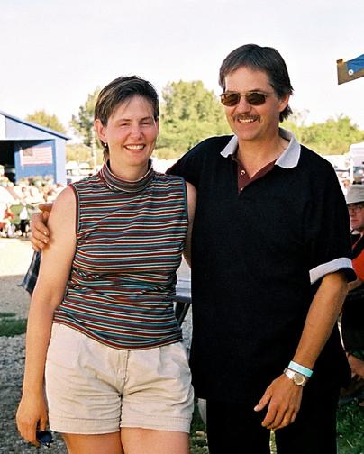 Sheila & Bill Lopushinsky from Jerusalem Ridge