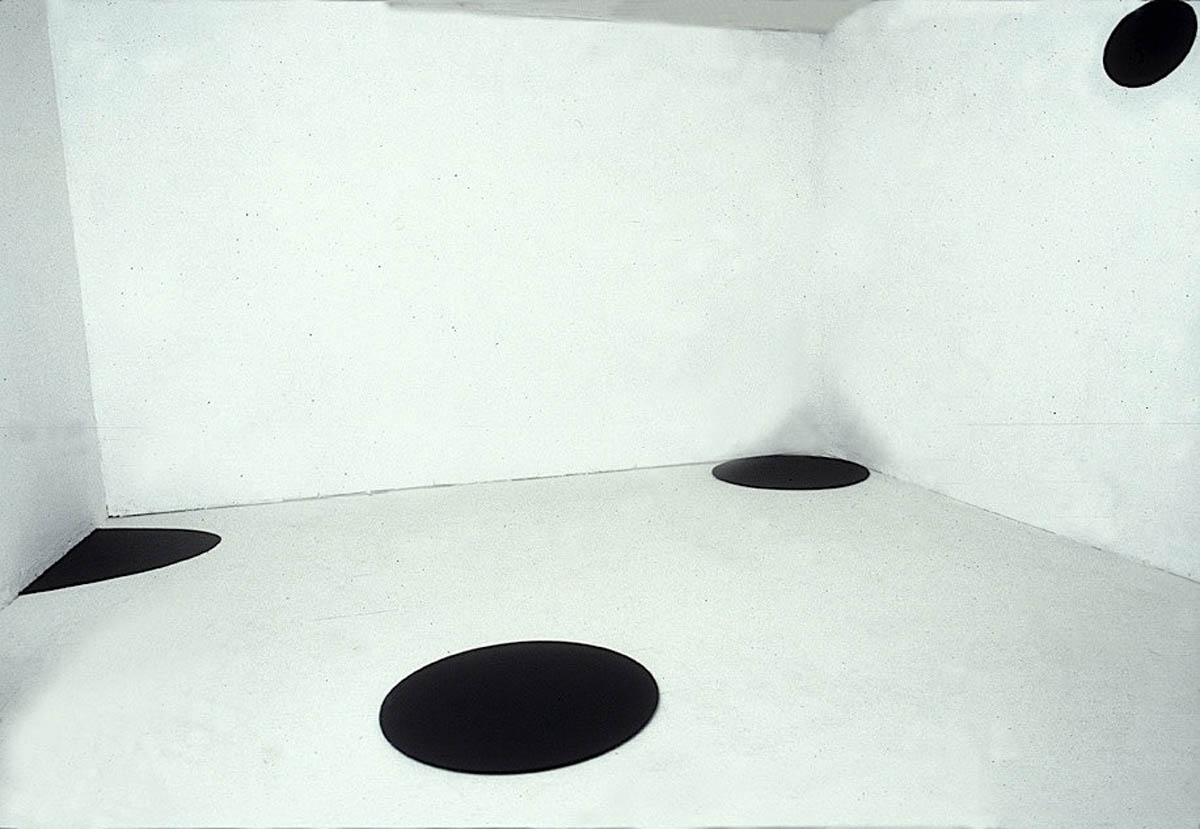 Rubber holes